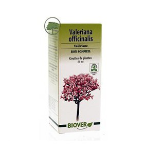 Valeriana officinalis (Valériane) bio - 50ml