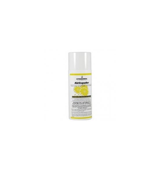 Talc poudre active extrait pamplemousse -pot 100G