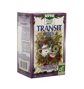 Tisane transit bio - 20 sachets