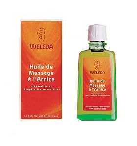 Huile de massage à l'arnica - 100 ml
