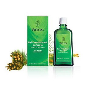 Bain revitalisant au sapin - 200 ml