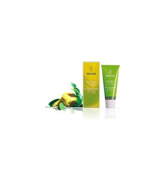 Crème mains au citrus - 30 ml