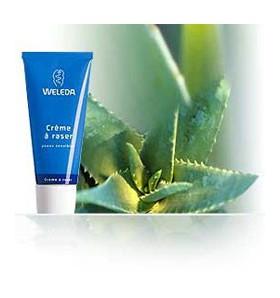Crème à raser adoucissante - 75 ml