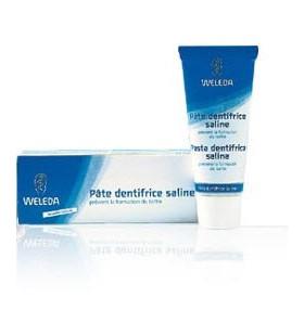 Pâte dentifrice saline bio - 75 ml