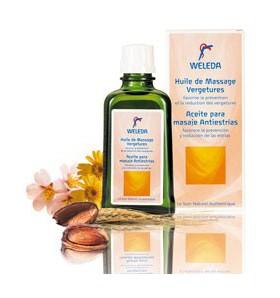 Huile de massage vergetures - 100 ml