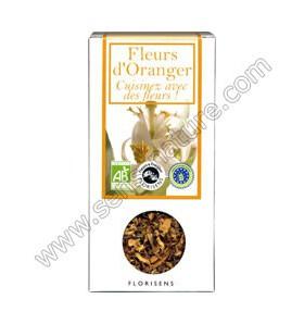 Fleurs bio à croquer - Fleurs d'oranger