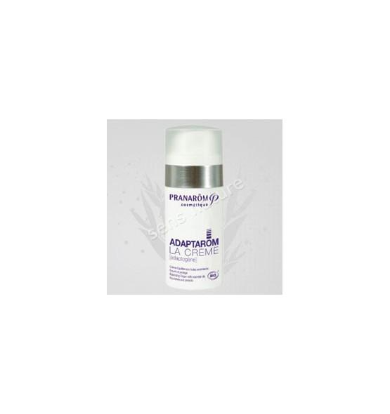Crème équilibre visage & yeux - Adaptarom - 50 ml