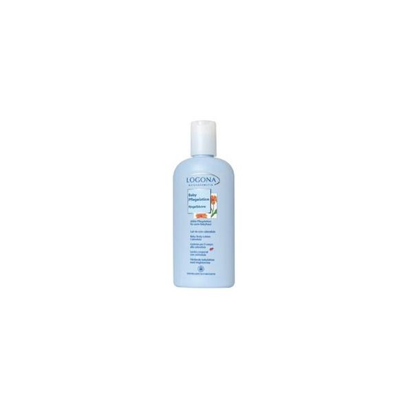 Lait de soin bébé au calendula – 200 ml