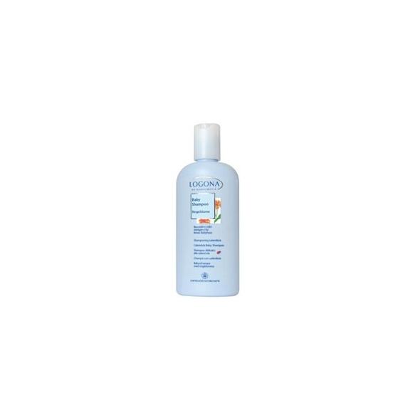 Shampooing doux bébé au calendula – 200 ml