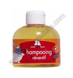 Shampooing Préventif Chien - répulsif au géraniol naturel - 300 ml