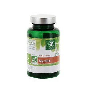 Myrtille bio - Circulation sanguine oculaire - - 60 gélules