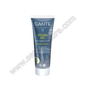 Gel coiffant fixation naturelle - 50 ml