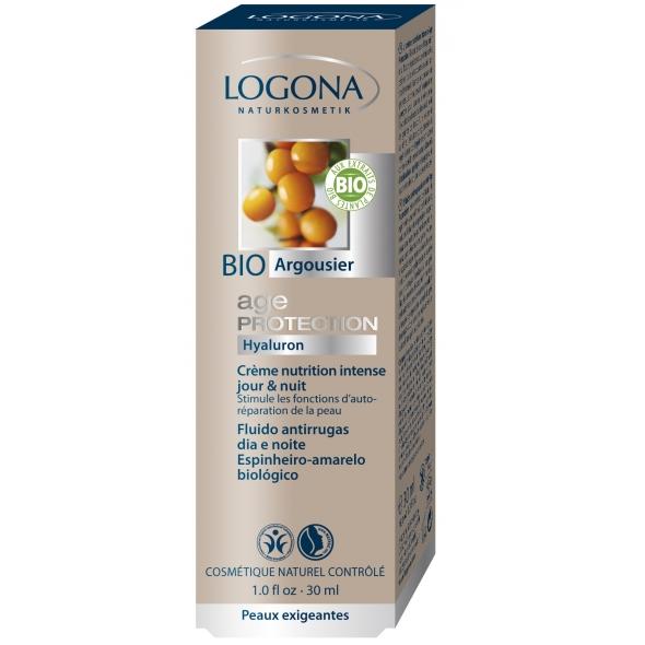 Crème nutrition intense Age Protection – 30 ml