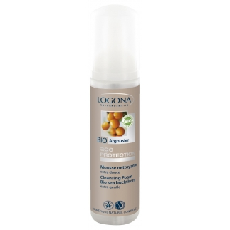 Mousse nettoyante Age Protection – 70 ml