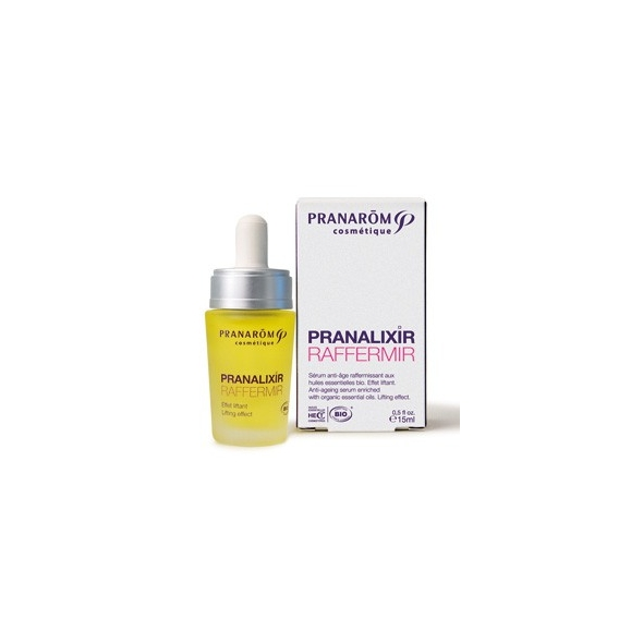Sérum bio anti-âge - Raffermir - Pranalixir - 15 ml