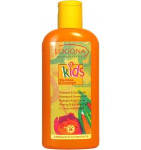Shampooing-douche enfants – 200 ml