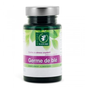 Germe de blé - Stress oxydatif - 90 capsules