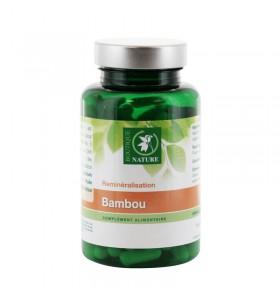 Bambou Tabashir - Reminéralisation - 90 gélules