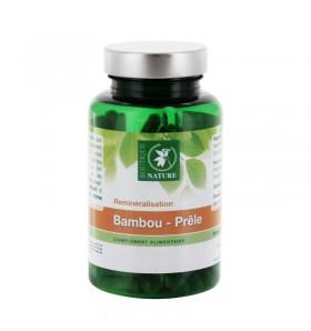Bambou Prêle - Reminéralisation - 90 gélules