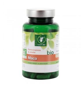 Maca bio - Performances & vitalité - 60 gélules