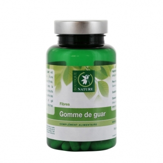Gomme de Guar - Digestion - 90 gélules