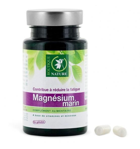 Magnésium marin - Fatigue - 270 gélules