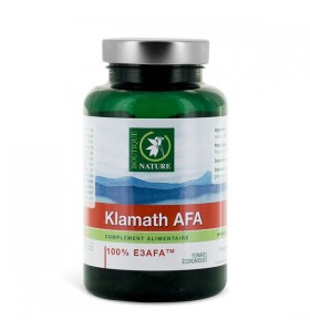 Klamath AFA - Vitalité - 120 Gélules