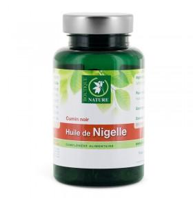 Huile de Nigelle - Cumin noir - 90 capsules