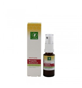 Spray buccal propolis - 20 ml