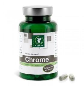 Chrome - Taux de sucre - 60 gélules