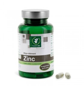 Zinc - 60 gélules
