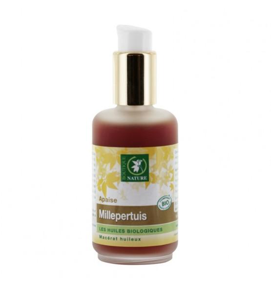 Huile végétale de Millepertuis bio - 50 ml