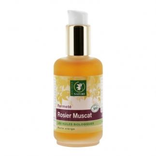 Huile végétale de rosier muscat bio - 50 ml