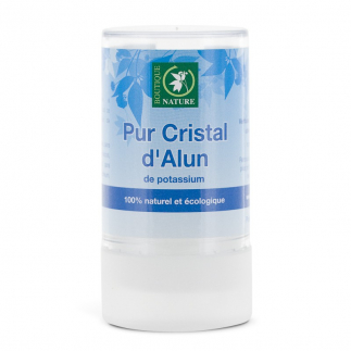 Déodorant pur cristal d'Alun - 60 mg