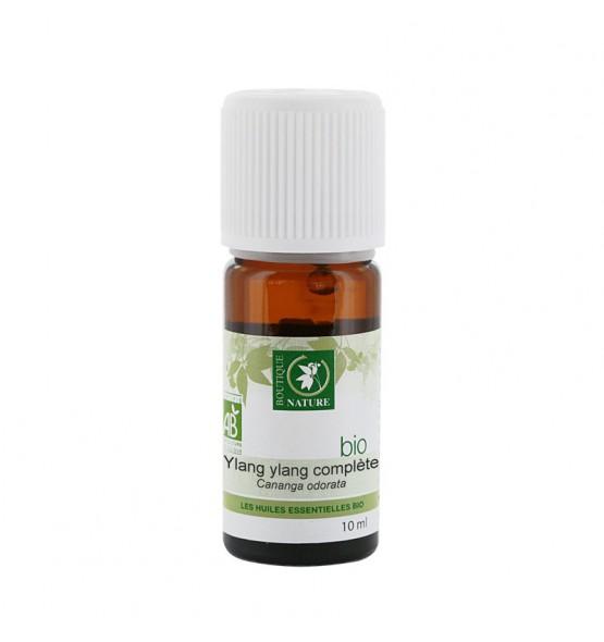 Huile essentielle Ylang ylang bio - 10 ml