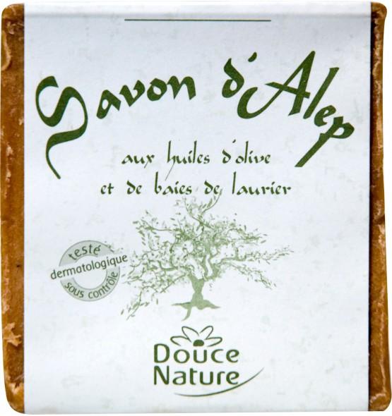Savon d'alep 12% Laurier - 200 g
