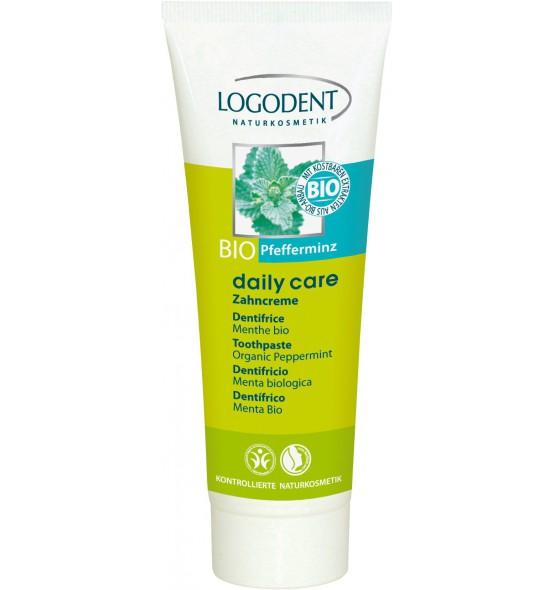 Dentifrice à la menthe douce sans fluor – Daily Care – 75 ml