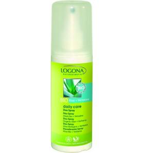 Déodorant spray Aloès et verveine bio – Daily Care – 100 ml