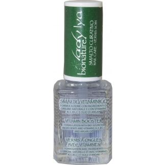 Vernis de soin naturel - Vitamine booster - 12 ml