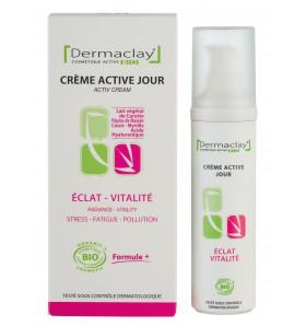 Crème Active Jour Eclat Vitalité - 50 ml