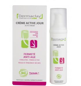 Crème Active Jour Hydratation Fermeté - 50 ml
