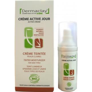 Crème teintée Peaux Claires - 30 ml