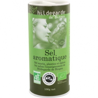 Sel aromatique bio - 100g