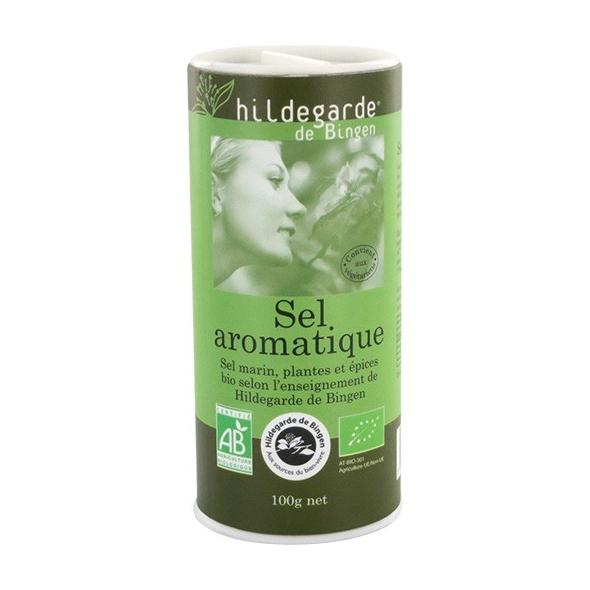 Sel aromatique bio - 100g