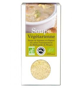 Soupe végétarienne bio - 170g