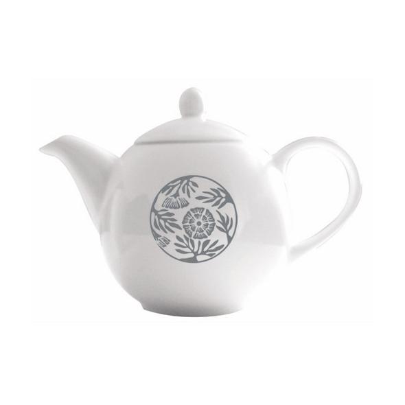 Théière porcelaine - 0.8 litre