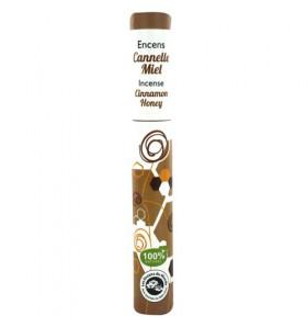 Encens végétal français - Cannelle, Miel, Fenouil - 30 bâtonnets