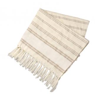 Drap de hammam - fouta éponge - 100% coton - dim 100x150 cm
