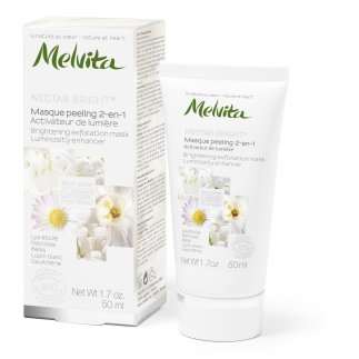 Masque Peeling 2en1 - Nectar Bright - 50 ml