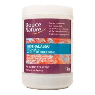 Biothalasso au sel marin et aux algues de bretagne - 1 kg